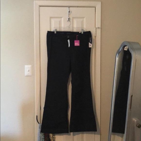 29fc9f3d781 Plus size Flare Leg Jeans